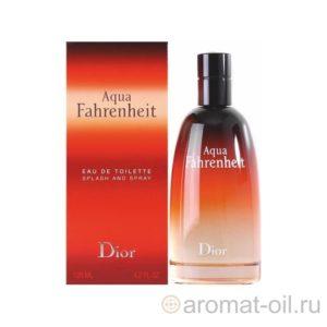 Christian Dior - Aqua Fahrenheit m
