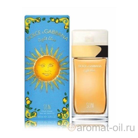 D&G - Light Blue Sun For Her w