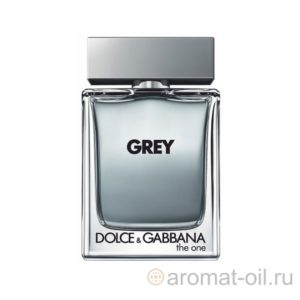 D&G - The One Grey for him m