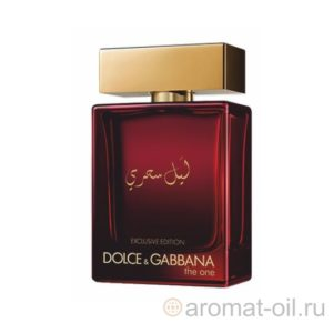 D&G - The One Mysterius Night m