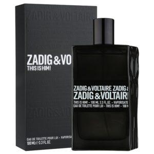 Zadig & Voltaire (100% масла)