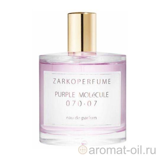 Purple Molecule 070·07
